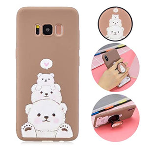 cover samsung s8 plus silicone morbido
