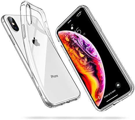cover trasparente iphone xs max