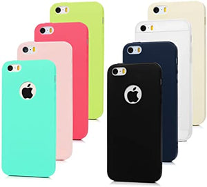 custodia gomma iphone 5s