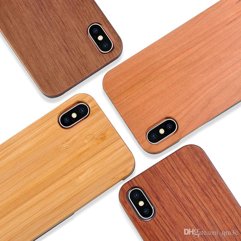 cover di legno iphone 5s