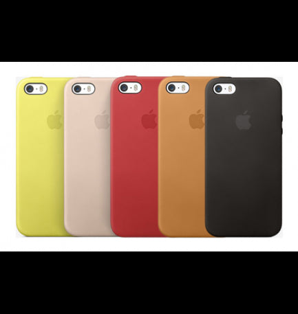 custodia in silicone per iphone 5s
