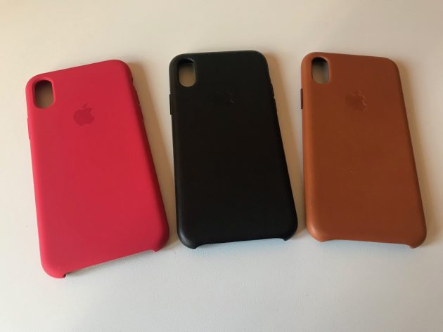 custodia iphone silicone o pelle