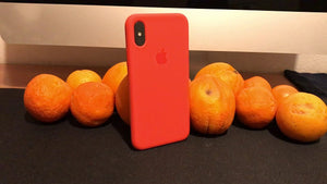 custodia iphone x papaya