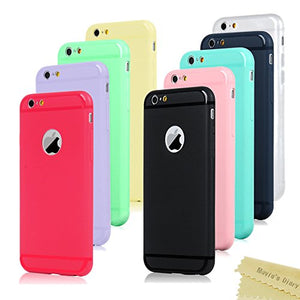 custodia silicone iphone 6 - kelisfashion