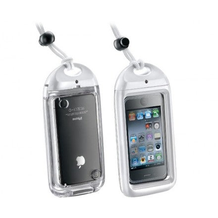 custodia subacquea iphone 4 cellular line