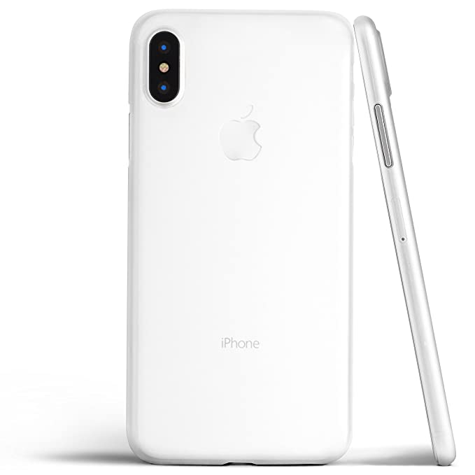 custodia ultra slim iphone x