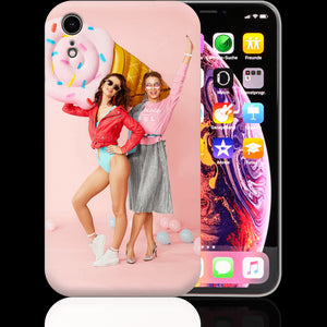 fare una cover per iphone