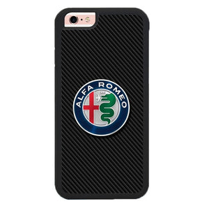 alfa romeo X00213 custodia cover iPhone 6, iPhone 6S