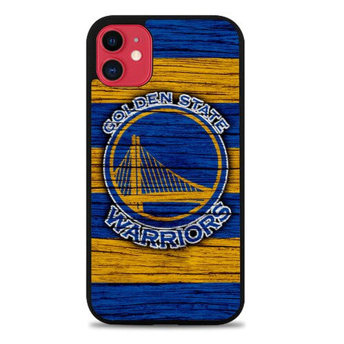 Custodia Cover iphone 11 pro max Golden State Warriors Logo X9225 Case
