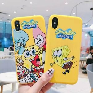 iPhone 6S Plus Spongebob custodia