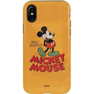 iPhone X custodia Disney Mouse Mickey