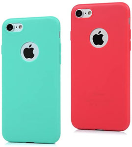 iphone 7 custodia silicone