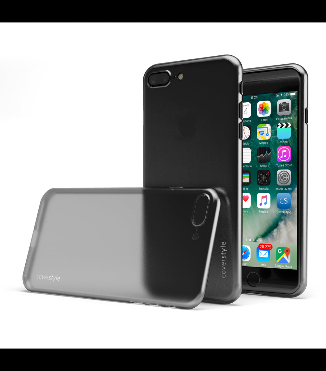 cover nera opaca iphone 6