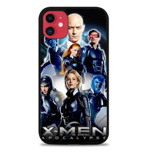 Custodia Cover iphone 11 pro max x-men L0136 Case
