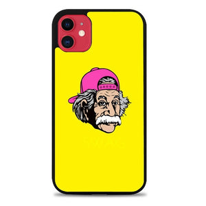 Custodia Cover iphone 11 pro max Albert Einstein Swag L0599 Case