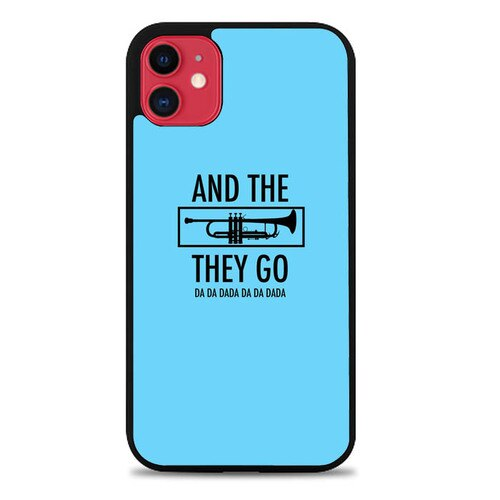 Custodia Cover iphone 11 pro max And They Go L1358 Case