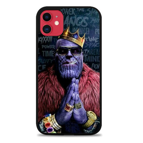 Custodia Cover iphone 11 pro max Thanos Hype L3199 Case