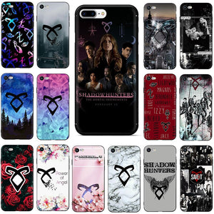 shadowhunters cover iphone
