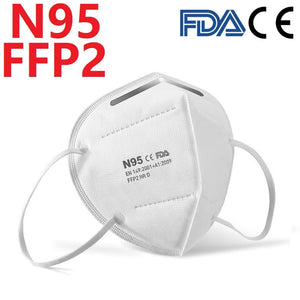Masque de Protection respiratoire FFP2,
