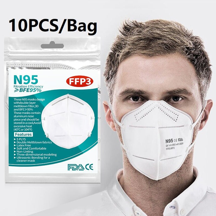 Masque de protection respiratoire FFP3