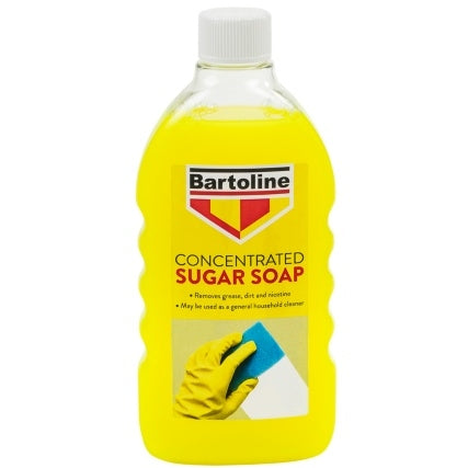 Sugar Soap Liquid 500ml