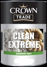 Crown Trade Clean Extreme Scrubbable Matt