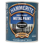 Hammerite Direct to Rust Metal Paint - Hammered Finish