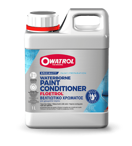 Owatrol Floetrol Paint Conditioner for Emulsions