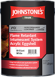 Johnstones Trade Flame Retardant Acrylic Eggshell