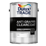 Dulux Trade Anti-Graffiti Clearcoat and Activator - 5L Composite
