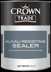 Crown Trade Alkali Resisting Sealer - Off White