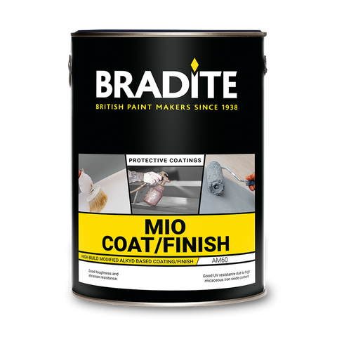 Bradite AM60 High Build MIO Coat Finish 4.5L