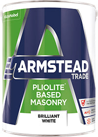 Armstead Trade Pliolite® Based Masonry Paint