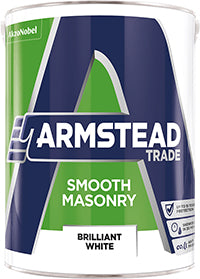 Armstead Trade Smooth Masonry Paint