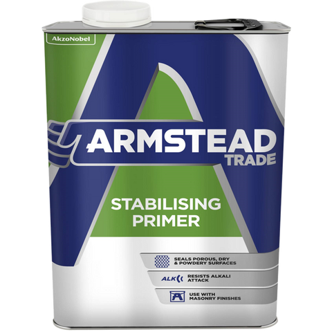 Armstead Trade Stabilising Primer - 5L
