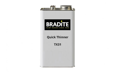Bradite TX31 Quick Thinner