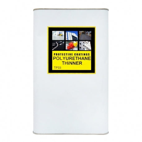Bradite TP33 Thinner - Polyurethane & Universal Paints