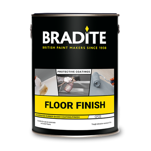 Bradite CF22 Floor Finish Semi Gloss 4.7L