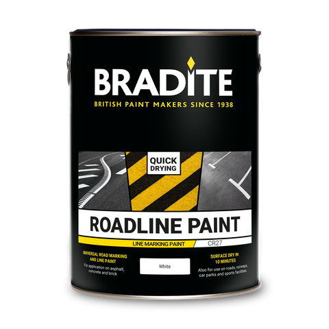Bradite CR27 Line Marking Paint - 5L