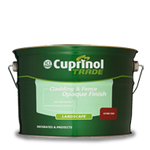 Cuprinol Trade Cladding and Fence Solvent Based Opaque Finish