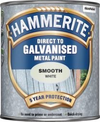 Hammerite Direct to Galv Black
