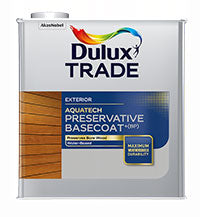 Dulux Trade  Weathershield Aquatech Preservative Basecoat Plus