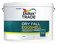 Dulux Trade Dry Fall Eggshell