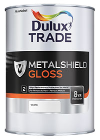 Dulux Trade Metalshield Gloss Finish