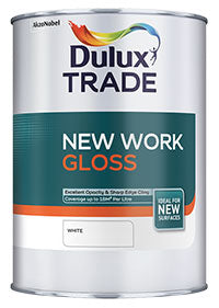 Dulux Trade New Work Gloss