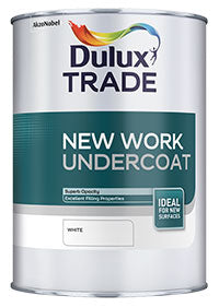 Dulux Trade New Work Undercoat