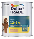 Dulux Trade Quick Dry Varnish
