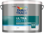 Dulux Trade Ultra Matt - 10L Ultra White