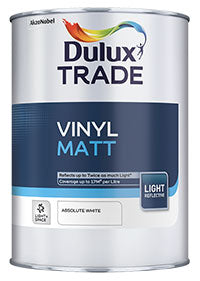 Dulux Trade Vinyl Matt Light and Space - 5L