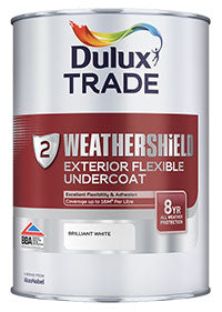 Dulux Trade Weathershield Exterior Flexible Undercoat